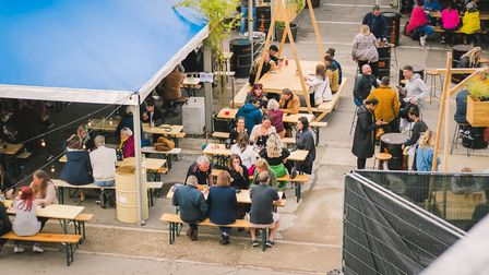 Junkyard Market is bringing its open-air street food and drink market to Ipswich. Picture: Junior @DN.IMAGERY