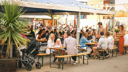 Junkyard Market is coming to Ipswich in December, bringing an open-air street market for all ages to enjoy. Picture: JUNKYARD...