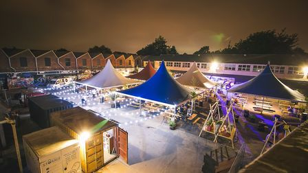 Junkyard Market will host a number of street food stalls in Ipswich next week. Picture: Junior @DN.IMAGERY