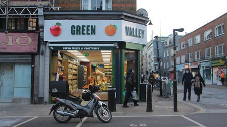 Green Valley is a new addition to Chapel Market. Picture: Daniel Gayne