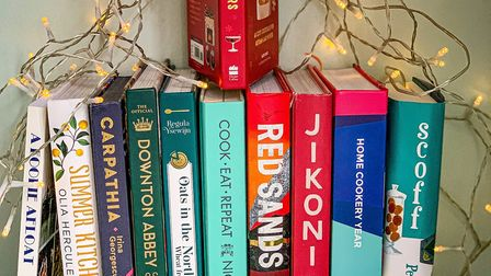 Ms Marmite Lover's top cook books for 2020