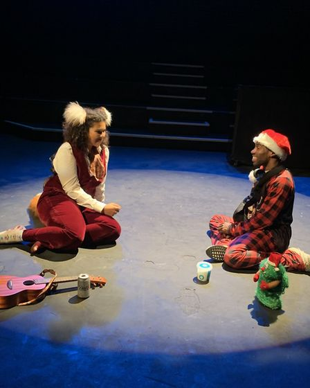 Christmas is Ruined! is at The Cockpit Theatre in Marylebone