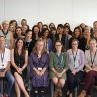 The award-winning Camden Learning Disability Team before the pandemic hit. Picture: C&I NHS Trust / Hugh Lohan
