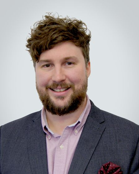 Ash Higgs, director of MCG Healthcare, which has acquired Poppy Nursing and Care Services Picture: MCG HEALTHCARE