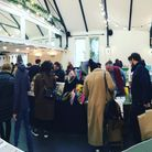 Local Makers Market in Wanstead pre-coronavirus