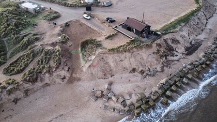 The Dunes Cafe at Winterton