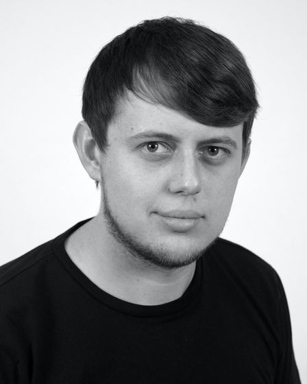 Ryan Takman, from the Lowestoft Players, creator of the short film to promote the Crowdfunding campaign