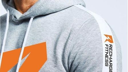 Recharge Fitness hoodie
