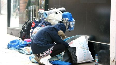 Homeless people in Norwich will benefit from a Christmas party.