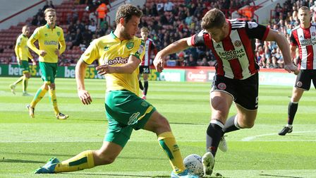 Yanic Wildschut scored the winner for City at Sheffield United.Picture by Michael Sedgwick/Focus I