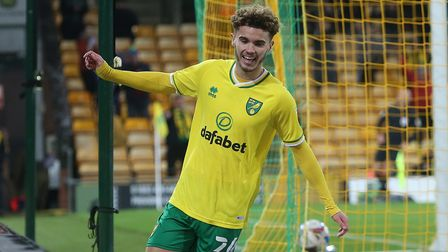 Norwich City Josh Martin Sheffield Wednesday Championship win