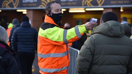Fans return to Carrow Road for Norwich City's match against Sheffield Wednesday.