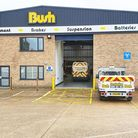Bush Tyres have opened a branch on the Hellesdon Park Industrial Estate in Norwich.