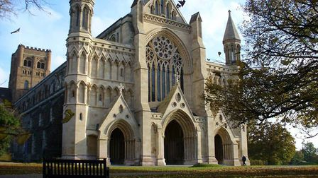 St Albans has been voted one of the UK's best places to live [Picture: Uli Robertson]