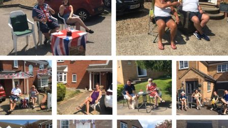Stevenage residents are being encouraged to nominate their 'Neighbour of the Year'. Picture: Sarah Walton