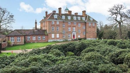 Tyttenhanger House is a Grade I listed mansion dating back to the 17th century. Picture: Archant