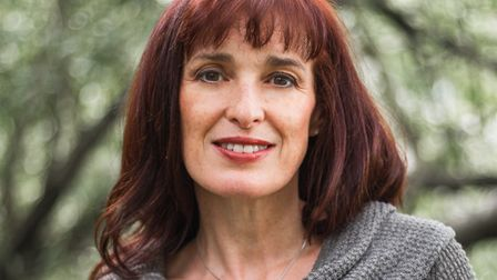 Julia Sinclair-Brown, who runs Evolvida, is encouraging people not to suffer in silence if they are dealing with grief.