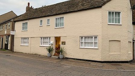 The Corner House Foot and Health clinic in St Neots has a business history spanning 183 years. PICTURE: Kubeshnee...