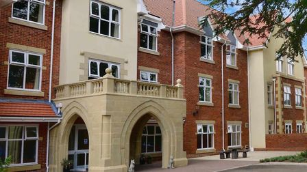 Foxholes Care Home, in Hitchin, has been nominated for an 'Innovator Award' at the Great British Care Awards. Picture...