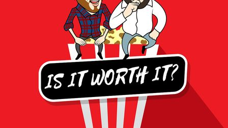 """The """"Is it worth it?"""" podcast is hosted by St Albans' very own Craig Fields, with David Long. Picture: Craig Fields and..."""