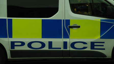The A414 at St Albans was closed this morning due to concerns for a man's welfare.