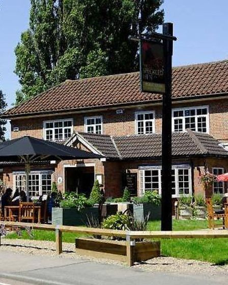 The Speckled Hen, Hatfield Road. Picture: Supplied