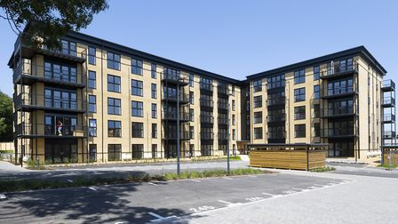 SO Resi Forsters Oak in Stevenage is a 10 minute walk into town and a five minute walk into nature. Image...