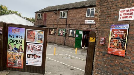 The Market Theatre in Hitchin has launched a JustGiving survival appeal after missing out on a grant through the Culture Reco...