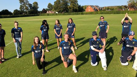 St Albans Cricket Club's ladies went undefeated in 2020, including a victory on the last day against Tring.