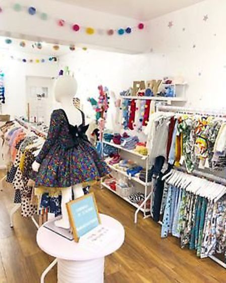 """Megan said: """"It's more important than ever to support the little shops."""" Picture: Megan Turner"""