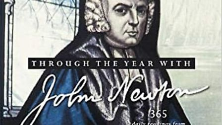 St Albans author Stephen Poxon has collated 365 of John Newton's writings, and paired them with a Bible verse and prayer.