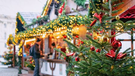A German-styled Christmas Market is coming to Hitchin this winter. Picture: Getty Images/iStockphoto.