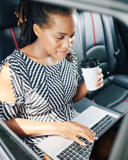 Toiling away behind the wheel is an increasingly common sight. Picture: Getty Images/iStockphoto