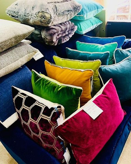 ?Christmas is always an exciting time, when the shop is full of beautiful interior gifts, including lanterns, cushions...