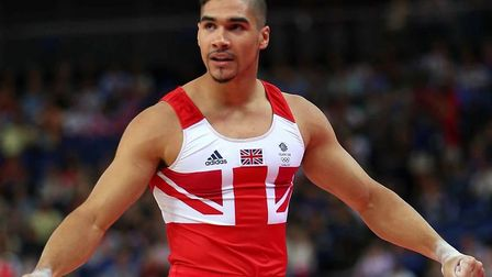 Olympic medallist Louis Smith to host Cambridgeshire's Living Sport Virtual Sports Awards 2020. Picture: ATHENE COMMS