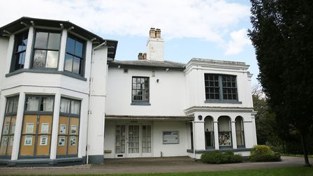Could this historic Hitchin building be saved with a £350,000 investment? Picture: DANNY LOO