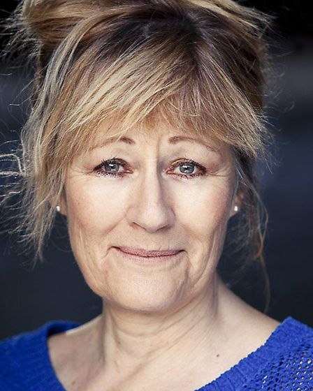 Jilly Bond plays Denise in Trestle at the Maltings Theatre in St Albans. Picture: supplied by Maltings Theatre