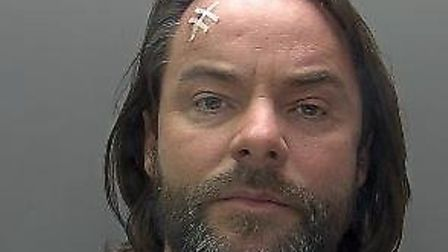 Gregory Williams has been jailed for 13 years after stabbing his ex-partner and step-daughter in Harpenden. Picture: Herts...