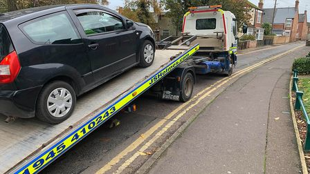 Valerij Jastrebov, 51, of St Peter?s Road, Wisbech, was found slumped over the wheel and gave a road side breath test of...