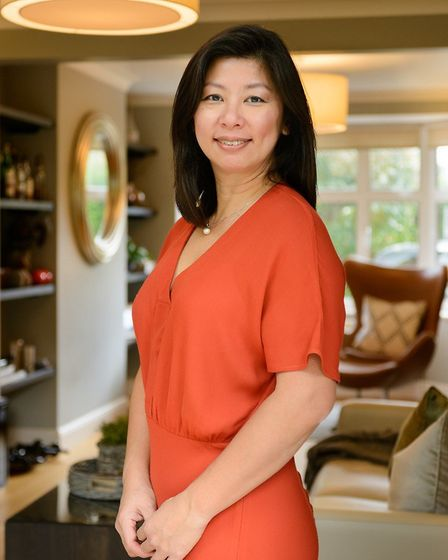 Jessica Hedemann-Chiong of One Home Interiors. Picture: One Home Interiors