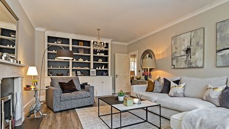 The home has been professionally styled to appeal to the widest possible audience. Picture: Cassidy & Tate