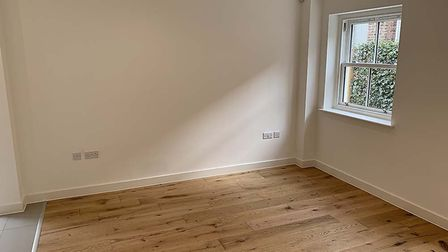 A home in the Oak Tree Gardens development in St Albans before One Home Interiors got involved. Picture: One Home Interiors