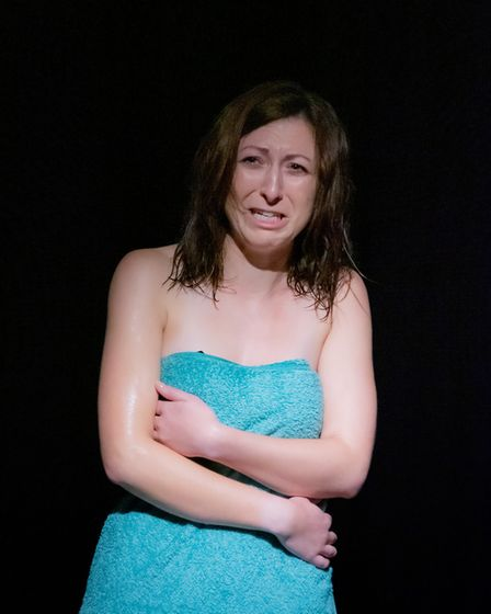 The Regina Monologues opened at The Maltings Theatre, St Albans last night (October 27) Picture: Pavel Gonevski