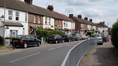 Camp Road runs through the heart of the area. Picture: Danny Loo