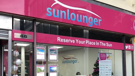Sunlounger Travel based in Wisbech Market Place have joined the nationwide Holiday To Help Out Scheme after being hit by...