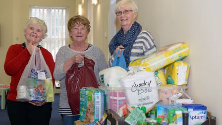 Letchworth Foodbank, which has distribution centres in Letchworth, Hitchin and Baldock, has received a ?14,000 grant...