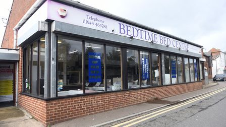 Shop Local feature. Bedtime Bedcentre in Falcon Road, Wisbech. Pictures: Ian Carter