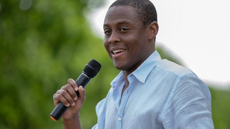 Bim Afolami has been vocal about his objections to proposed redevelopments due to the impact on surrounding residents. Pictur...
