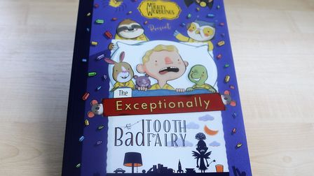 Carrie Norman, principal at Peckover Primary School in Wisbech, has co-authored her latest book 'The Exceptionally Bad...