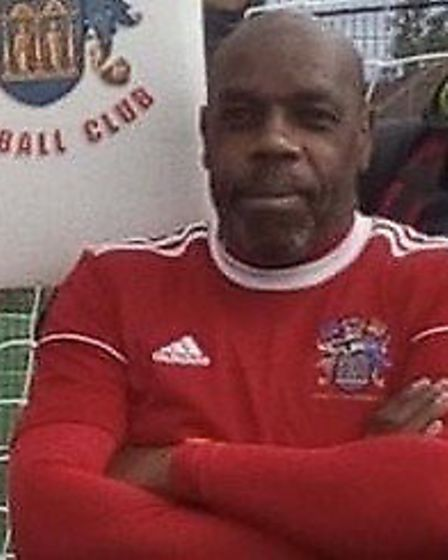 Will Barrett scored twice and was named man of the day for the Wisbech Town walking football team in their narrow league...